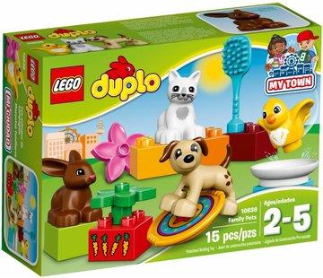 LEGO Duplo 10838 Huisdieren