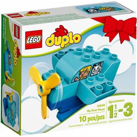 LEGO Duplo 10849 Mijn Eerste Vliegtuig