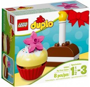 LEGO Duplo 10850 Verjaardagstaartjes