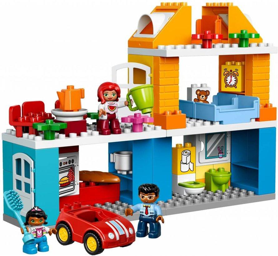 Duplo 10835 Familiehuis