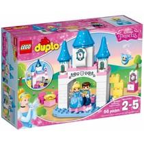 Duplo 10855 Assepoesters magische kasteel