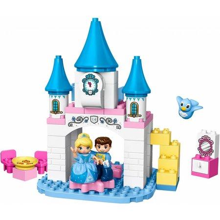 LEGO Duplo 10855 Assepoesters magische kasteel