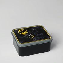 Lunchbox Lego Batman Movie: zwart