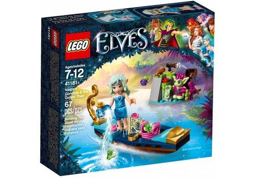 41181 Elves Naida's Gondel & de Goblin-dief