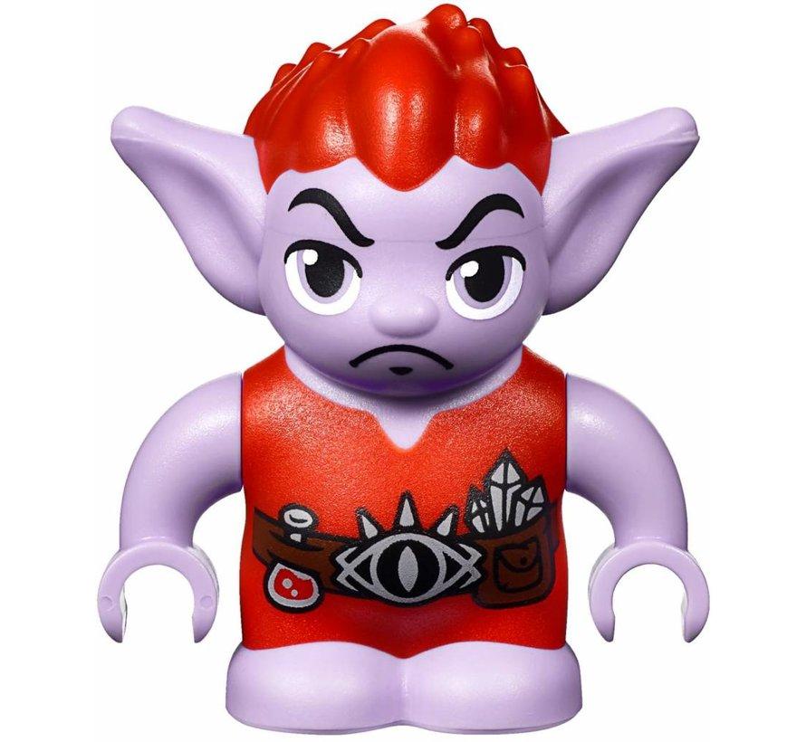41183 Elves De Wrede Draak van de Goblin-koning