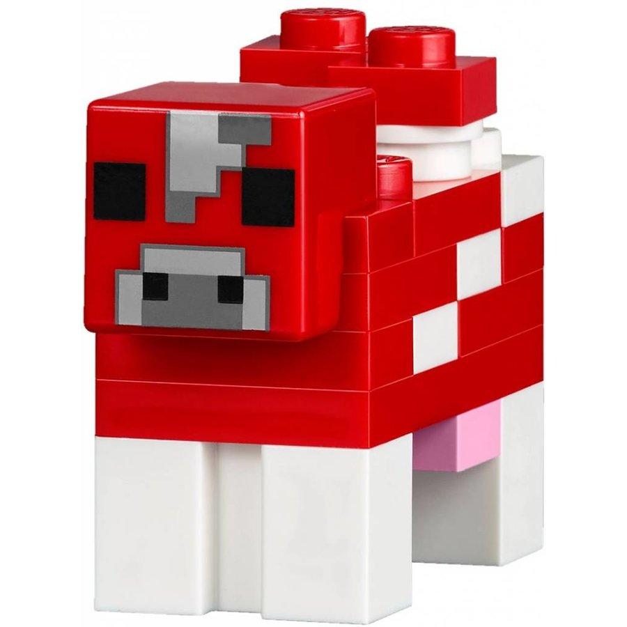 21129 Minecraft Het Paddenstoeleiland