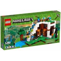 21134 Minecraft De Watervalbasis