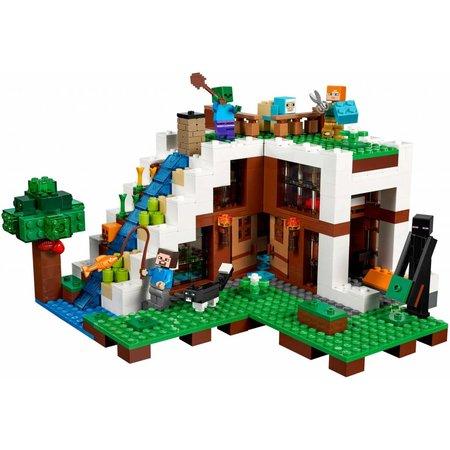 LEGO 21134 Minecraft De Watervalbasis