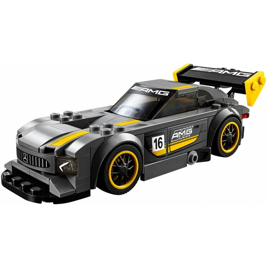 75877 Speed Champions Mercedes-AMG GT3