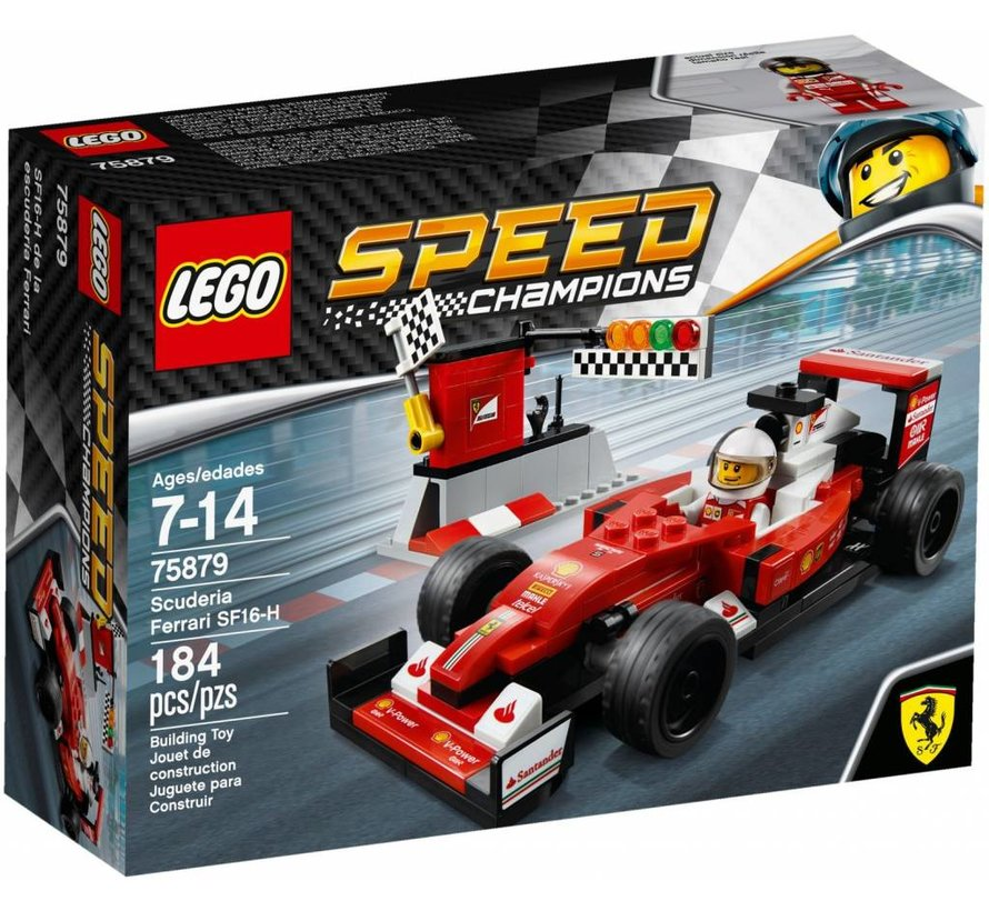 75879 Speed Champions Scuderia Ferrari SF16-H