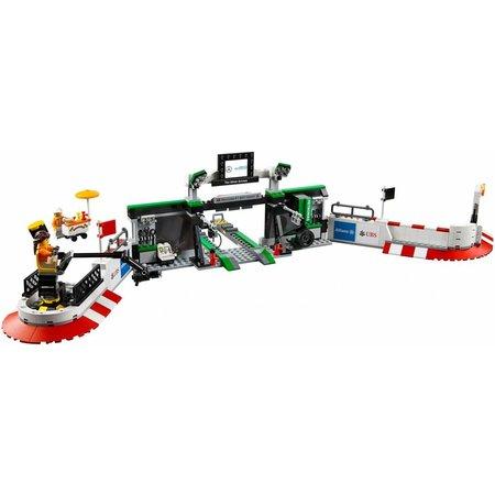 LEGO 75883 Speed Champions Mercedes-AMG Petronas Formula One Team