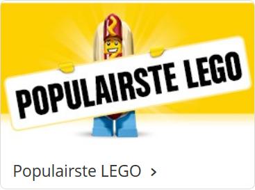 Populair van LEGO