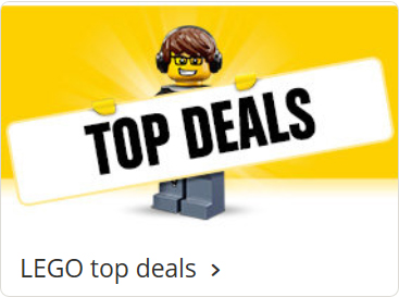LEGO topdeals