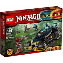 70625 Ninjago Samoerai VXL