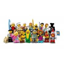 LEGO 71018 Minifiguren serie 17 (complete serie)