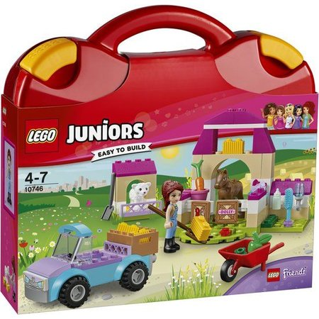 LEGO 10746 Juniors Mia's boerderijkoffer