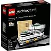 LEGO 21035 Solomon R. Guggenheim museum