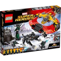 Marvel Super Heroes 76084 De definitieve strijd om Asgaard