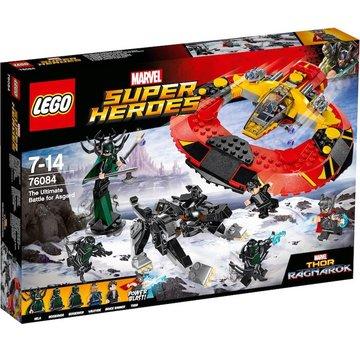 LEGO 76084  Marvel Super Heroes De definitieve strijd om Asgaard