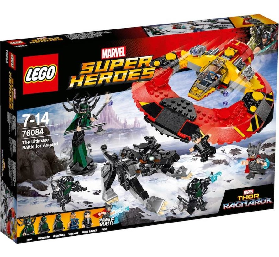 76084  Marvel Super Heroes De definitieve strijd om Asgaard