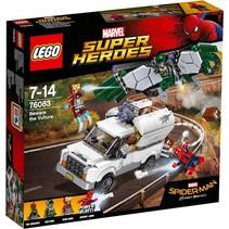 Marvel Super Heroes 76083 Pas op voor Vulture