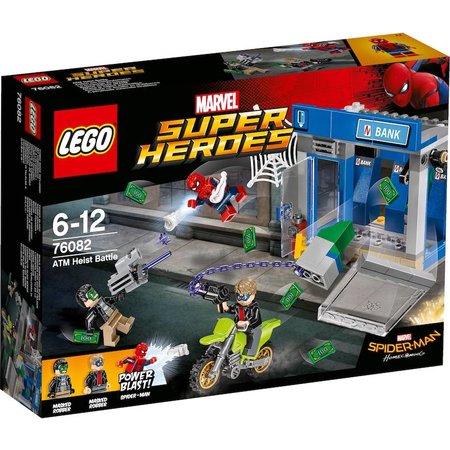 LEGO 76082  Marvel Super Heroes Geldautomaat duel