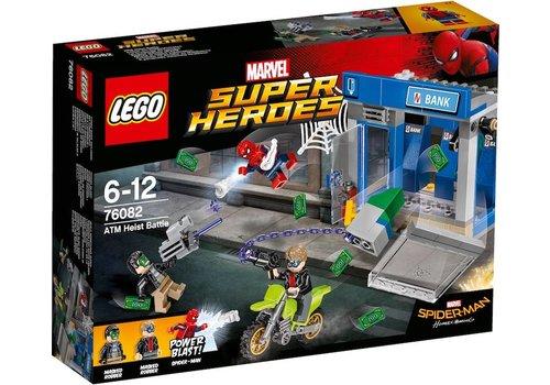 76082  Marvel Super Heroes Geldautomaat duel