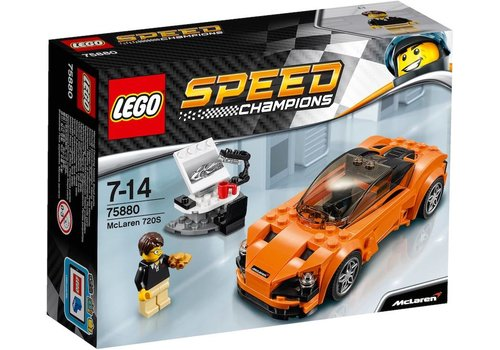 Speed Champions 75880 McLaren 720S