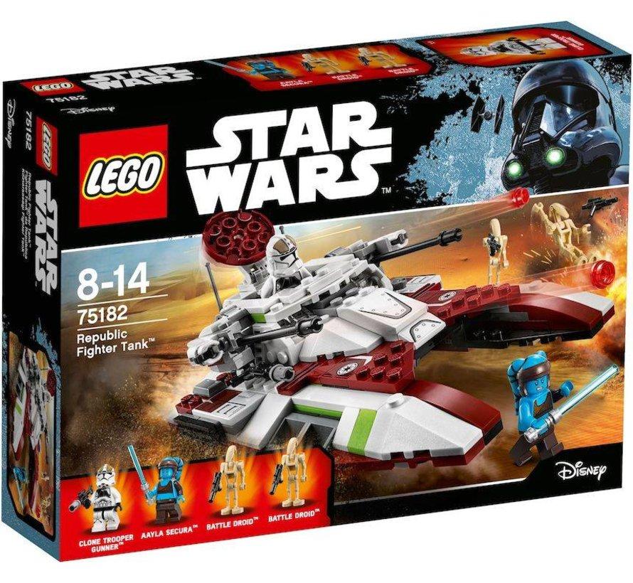Star Wars 75182 Republic Fighter Tank