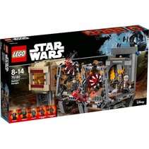Star Wars 75180 Rathtar ontsnapping