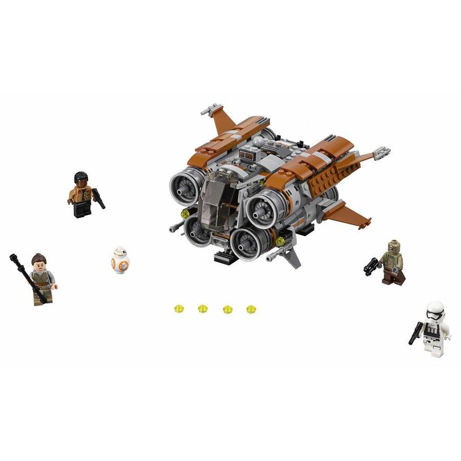 Star Wars 75178 Jakku Quadjumper