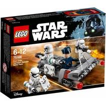 Star Wars 75166 First Order Transport Speeder Battle Pack