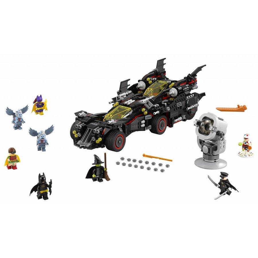 Batman movie 70917 De ultieme Batmobile