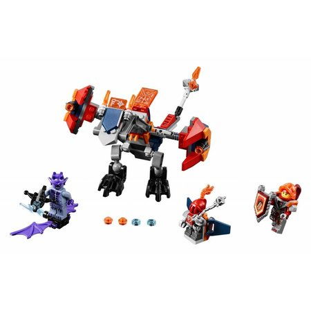 LEGO  Nexo Knights 70361 Macy's Bot Drop Draak