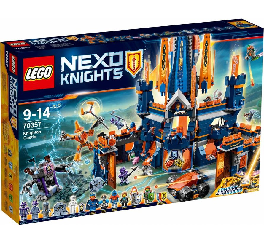 Nexo Knights 70357 Knighton kasteel