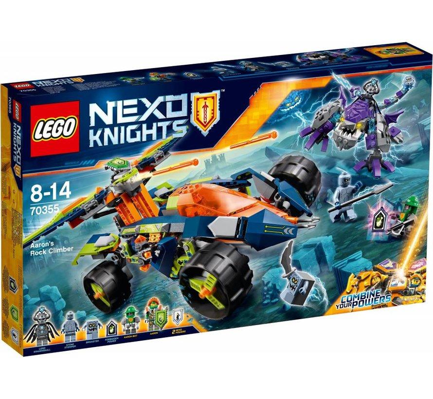 Nexo Knights 70355 Aarons Rock Climber