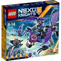 Nexo Knights 70353 De Heligoyle