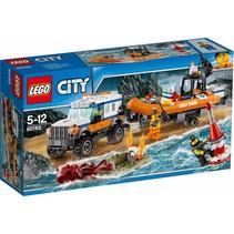 City 60165 4x4 reddingsvoertuig
