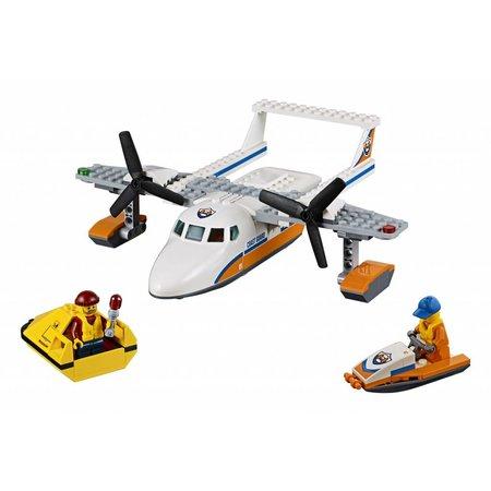 LEGO  City 60164 Reddingswatervliegtuig