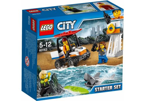 City 60163 Kustwacht startset