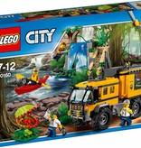 LEGO  City 60160 Jungle mobiel laboratorium