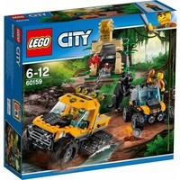 City 60159 Jungle missie met halfrupsvoertuig