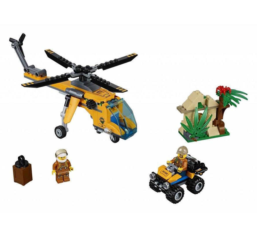 City 60158 Jungle vrachthelikopter