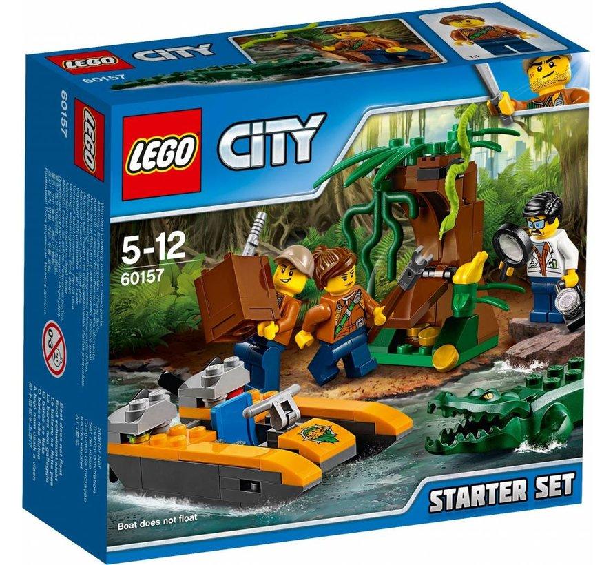 City 60157 Jungle startset