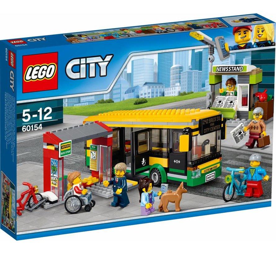 City 60154 Busstation