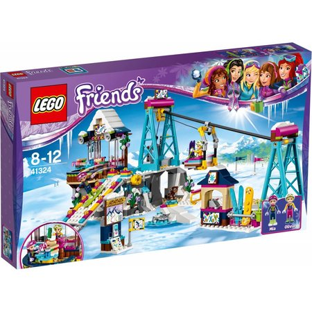 LEGO  Friends 41324 Wintersport skilift