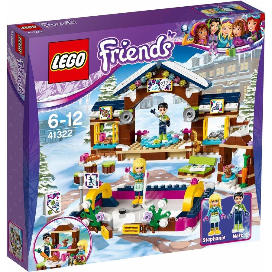Friends 41322 Wintersport ijsbaan