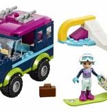 LEGO  Friends 41321 Wintersport terreinwagen