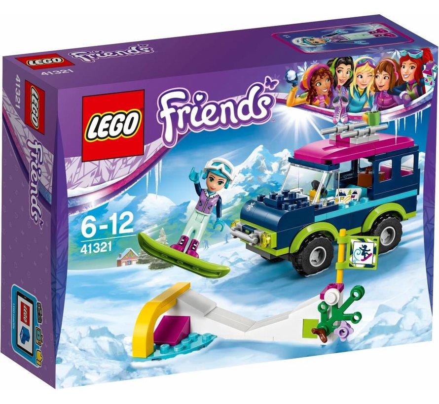 Friends 41321 Wintersport terreinwagen