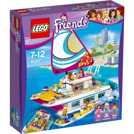 LEGO Friends 41317 Sunshine catamaran